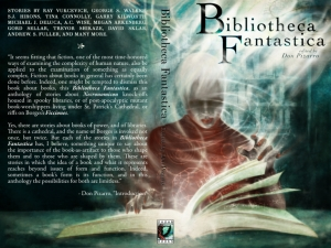 BOOK REVIEW: Bibliotheca Fantastica Edited by Don Pizarro